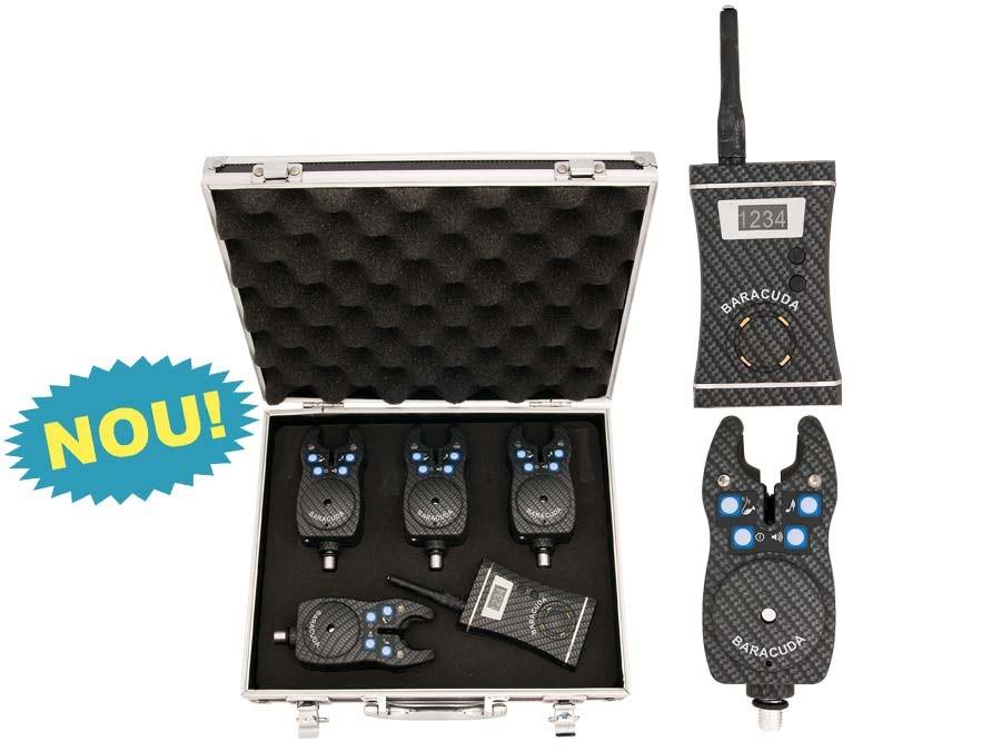 Set wireless 4 avertizoare TLI010 si receptor TLI04