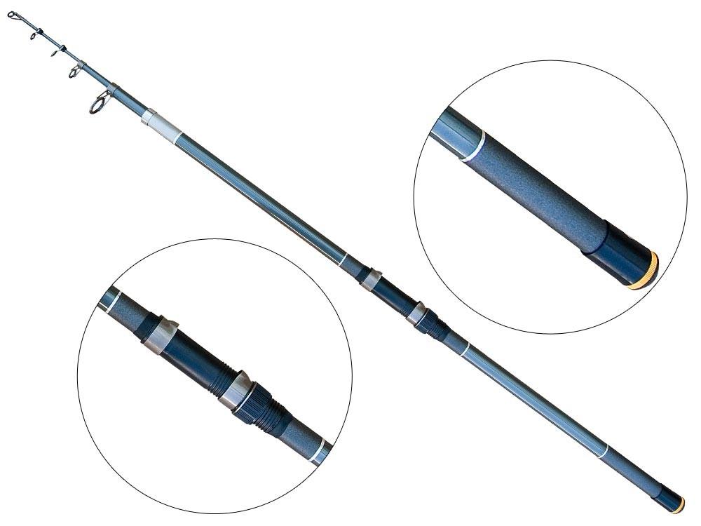 Lanseta fibra de carbon Jolly Carp 3.6m
