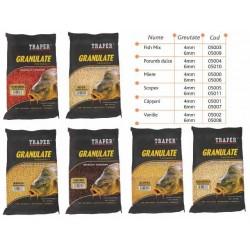 Pelete granulate Traper 1kg - 5mm