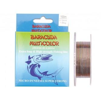 Nylon Baracuda Multicolor 100m