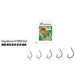 Ace pescuit Hayabusa HB1000 KOI set 10 bucati