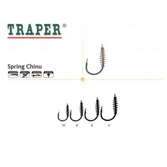 Ace pescuit Spring Chinu set 10 bucati