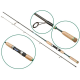 Lanseta fibra de carbon Baracuda Master Bass Spin