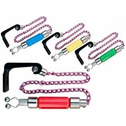 Set swinger cu lant Baracuda, 4 bucati, 4 culori, loc pentru starleti
