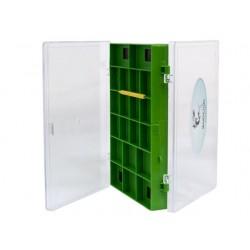 Cutie magnetica pentru ace Baracuda HS036, 14.5 x 11.5 x 2 cm