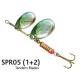 Lingurite rotative Spr 05 Baracuda