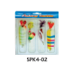 Set momeli SPK4 - 02 Baracuda