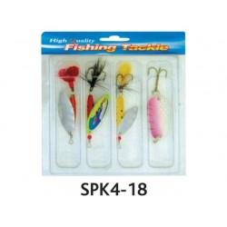 Set momeli SPK4 - 18 Baracuda