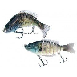 Voblere Multi-section Shad 100mm Baracuda