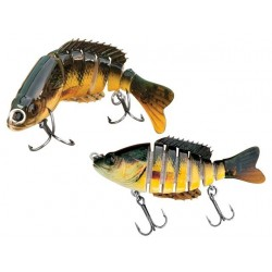Voblere Multi-section Shad 76mm Baracuda