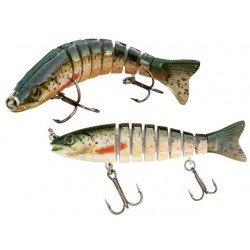 Voblere Multi-section Trout 90mm Baracuda 7g