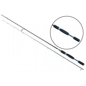 Lanseta fibra de carbon Baracuda Shadow 2.19m