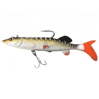 Set 3 bucati twister Baracuda LW009 de 10cm