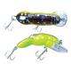Voblere Baracuda Frog 65mm