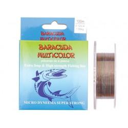 Nylon Baracuda Multicolor 300m