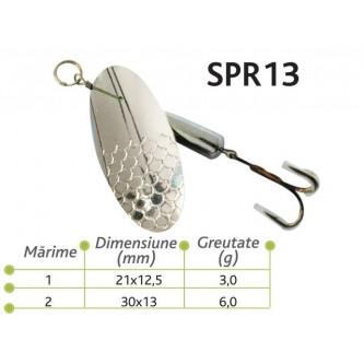 Lingurite rotative Spr 13 Baracuda 3g/6g