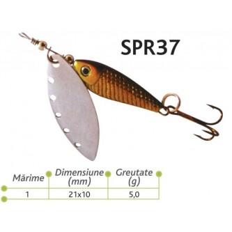 Lingurite rotative Spr 37 Baracuda 5g