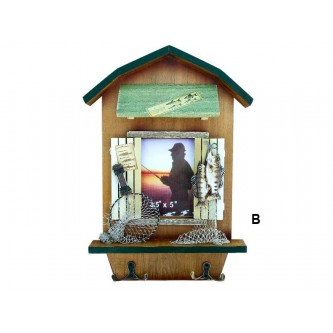 Panoplie (souvenir) , cu functie de cuier