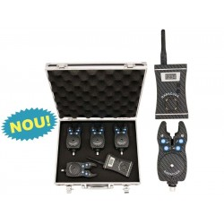 Set wireless 4 avertizoare TLI07 si receptor TLI04