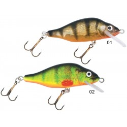 Vobler Mistrall Perch 90 mm, tip floating