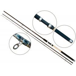 Lanseta Baracuda fibra de carbon Match 3.9m