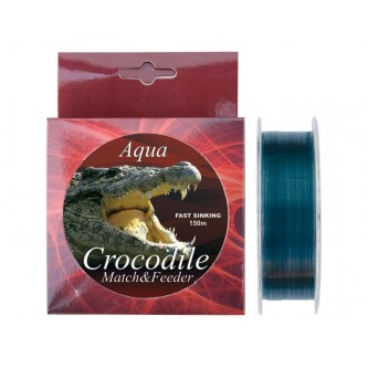 Nylon Aqua Crocodile Feeder (gri) 150m