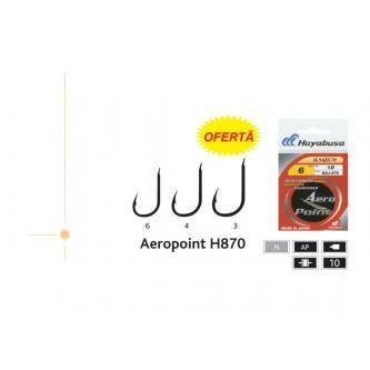 Ace pescuit Aeropoint H870 set 10 bucati