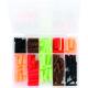 Cutie varnise diferite diametre si culori