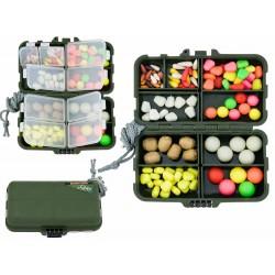 Cutie HK cu diferite tipuri de momeli artificiale