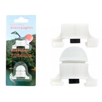 Dispozitiv de avertizare luminoasa pentru varf (2 suporti)
