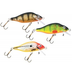 Vobler Mistrall Perch 70 mm, tip floating