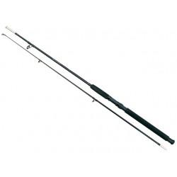 Lanseta Baracuda fibra sticla 2 tronsoane pline 2402