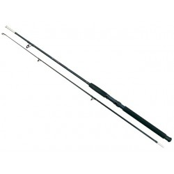 Lanseta fibra sticla 2 tronsoane pline Baracuda 2.4 m A: 500 g