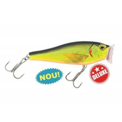 Voblere popper Baracuda Deluxe POP100, 100 mm, 28.5 g