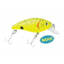 Vobler Baracuda Yellow Shadow 55mm