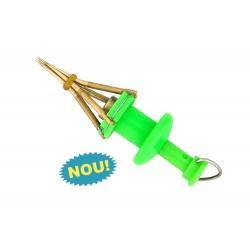 Dispozitiv Traper pt. montare rapida inel boiles/pelete