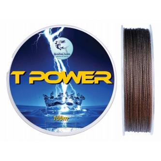 Fir textil teflonat Baracuda TPower 100m