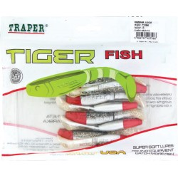 Shad Ripper Tiger Fish - Traper 70 mm