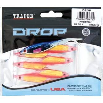 Shad Ripper Drop - Traper 75 mm