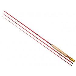 Lanseta musca fibra de carbon Baracuda Fly 2.7m clasa 4-5
