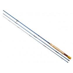 Lanseta musca fibra de carbon Baracuda Lucky Fly 2.7 m clasa 6-7
