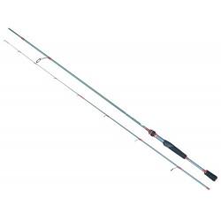 Lanseta spinning fibra de carbon Baracuda Chub Fest 2.18 m pentru clean