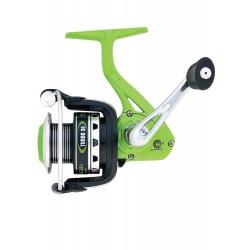 Mulineta spinning Baracuda Turbo 30, 8R, verde