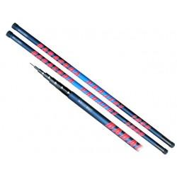 Rubesiana fibra de carbon Baracuda Project 13 m A: 1.5 kg