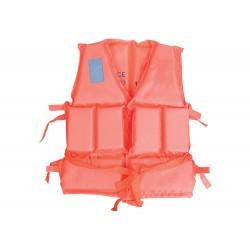 Vesta de salvare Baracuda SV5 pentru copii, maxim 30 kg, culoare portocaliu