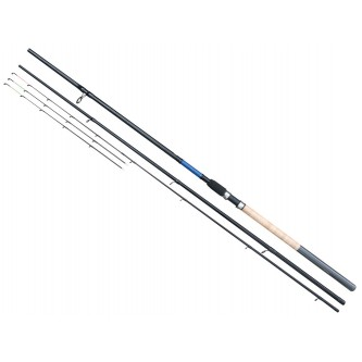 Lanseta fibra de carbon Baracuda Evolution Feeder 3603