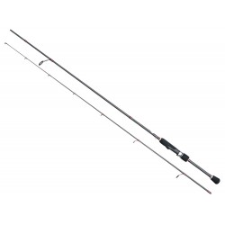 Lanseta fibra de carbon Baracuda Vow 1802 pentru spinning usor