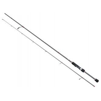 Lanseta fibra de carbon Baracuda Vow 2102 pentru spinning ultra-light