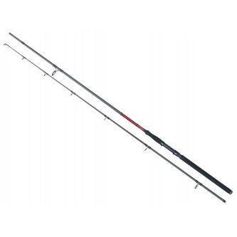 Lanseta carbon Baracuda Passion Power 3002 100-180 pentru spinning ultra-greu/stationar