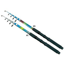 Lansete Baracuda fibra sticla 3m